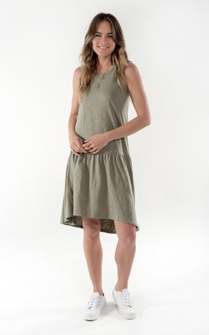 Clé Organic Basics Hailey Dress