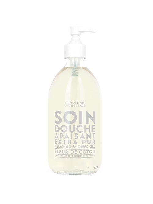 Savon de Marseille Cotton Flower Invigorating Shower Gel
