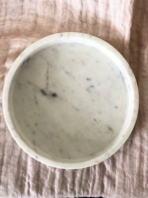 Round Marble Tray (20cm or 30cm)