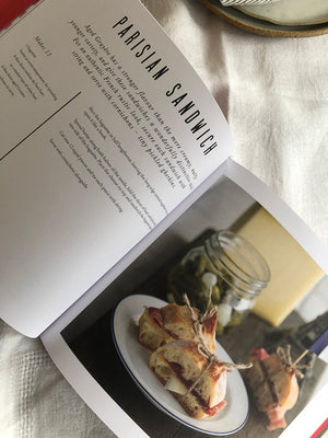 Le Petit Paris: French Finger Food Cookbook by Nathalie Benezet