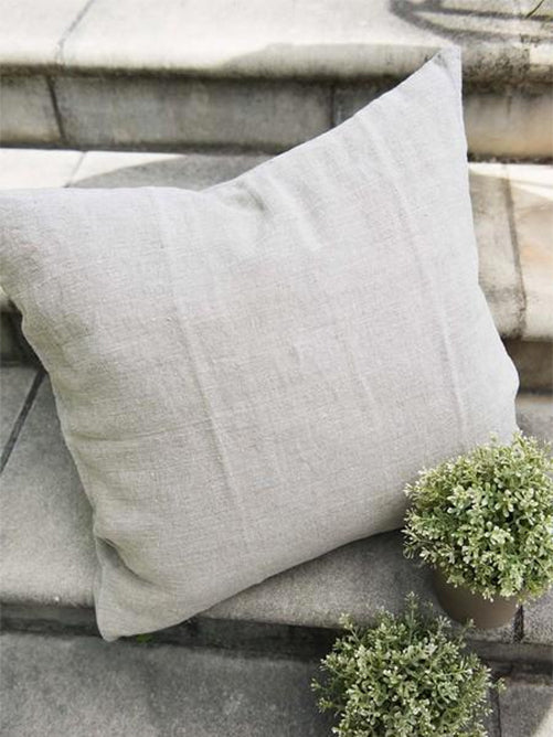 Linen Cushion Cover - Natural