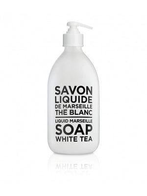 Liquid Marseille Soap White Tea