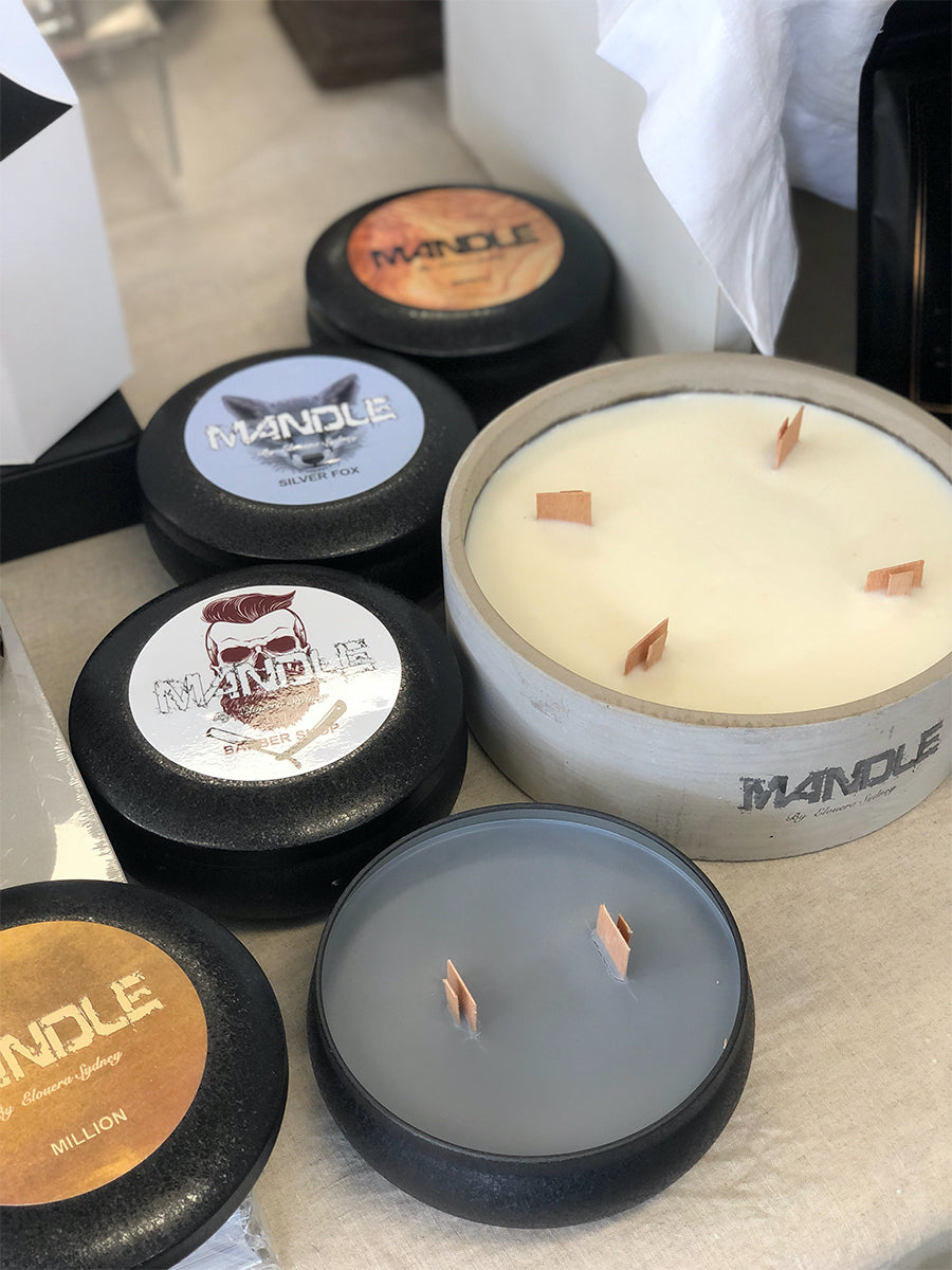 Mandle - Men's Candle