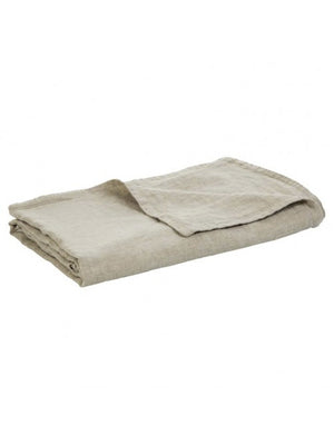 Linen Tablecloth - Oatmeal