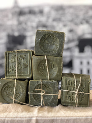 Savon de Marseille Soap by le Sérail - Olive Oil