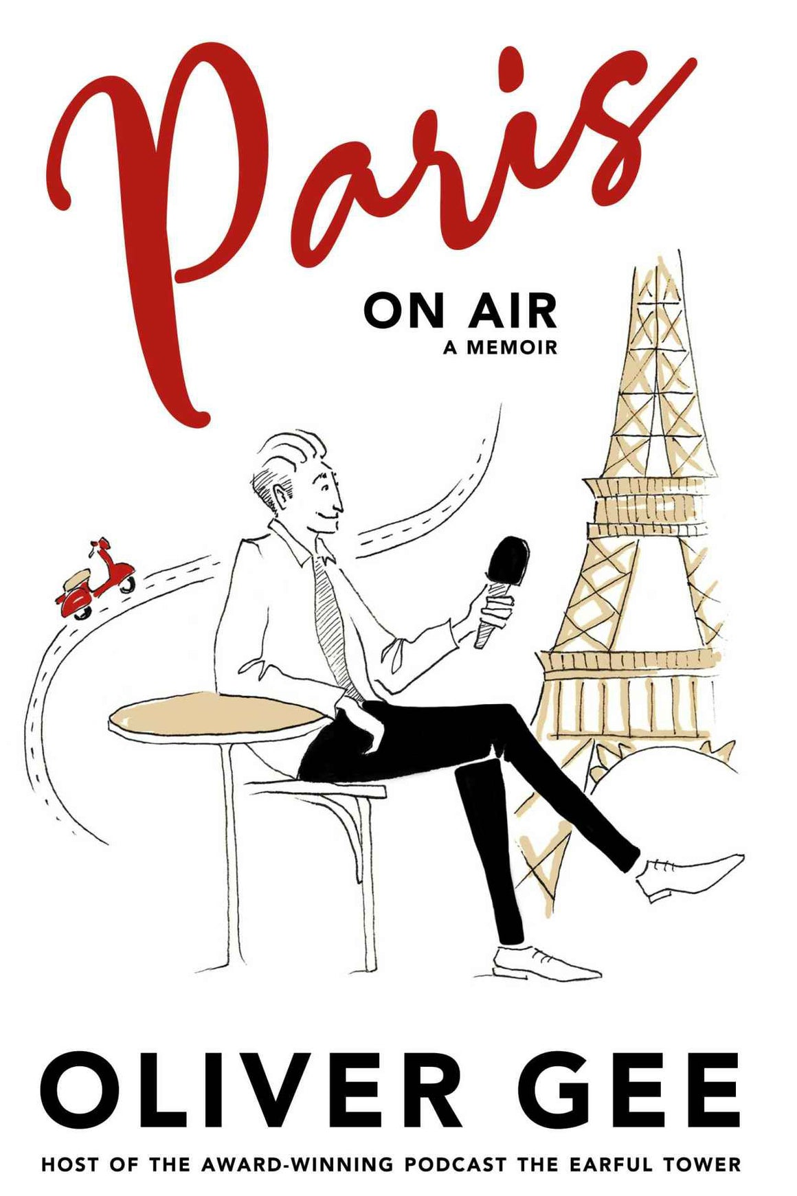 Paris on Air, A Memoir book by Oliver Gee