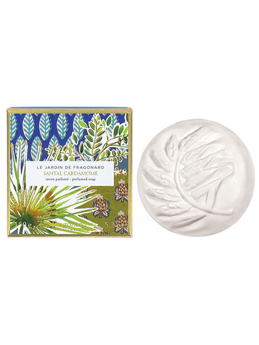 Fragonard Santal Cardamome (Sandalwood Cardamom) Soap