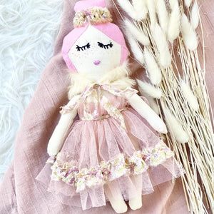 Sissy Winter Doll by La Maison de Poupee