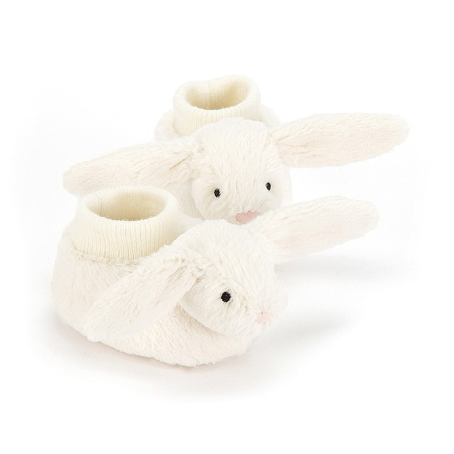Jellycat Bashful 'Cream Bunny Booties'