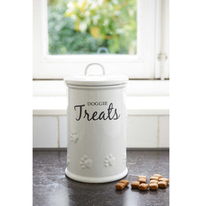 Rivièra Maison Doggie Treats Storage Jar