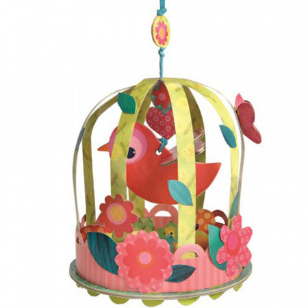 Egmont Toys Pop-up Animal's Cage 'Vogel'