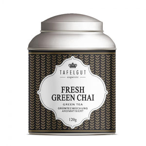 Tafelgut Tee FRESH GREEN CHAI TEA