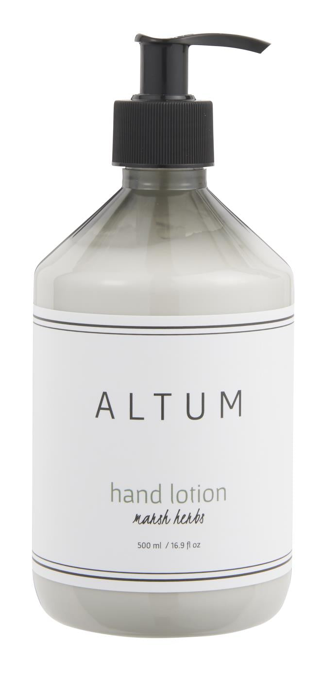 Ib Laursen Handlotion ALTUM 'Marsh Herbs' 500ml