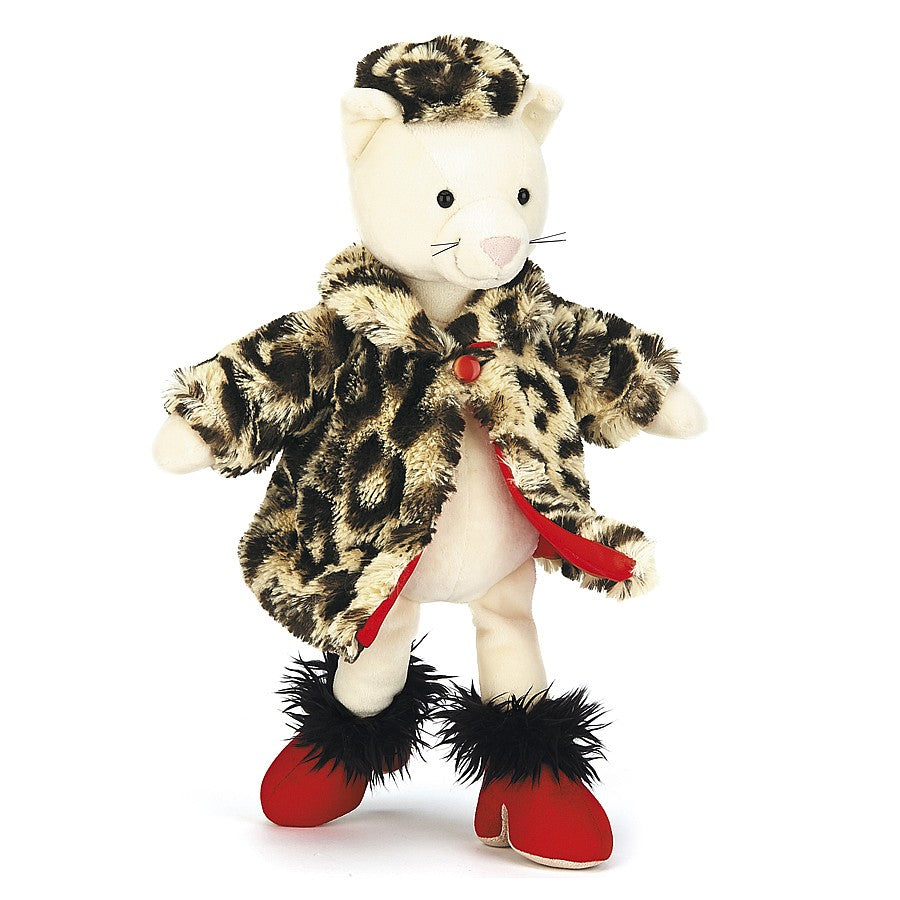 Jellycat Furcoat 'Kitty'