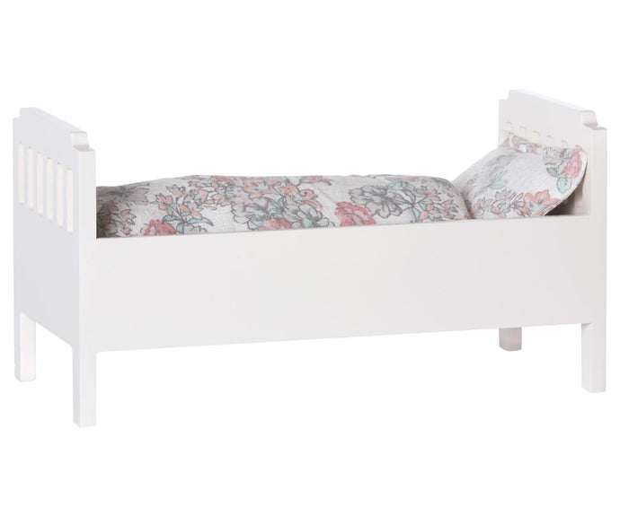 Maileg Bed Small Offwhite