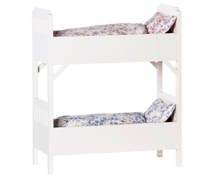 Maileg Bunk Bed Off White Small