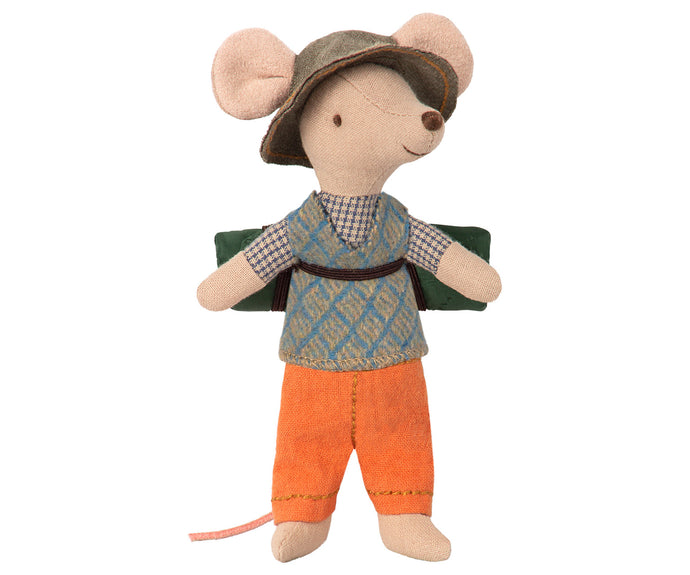 Maileg Hiking Mouse