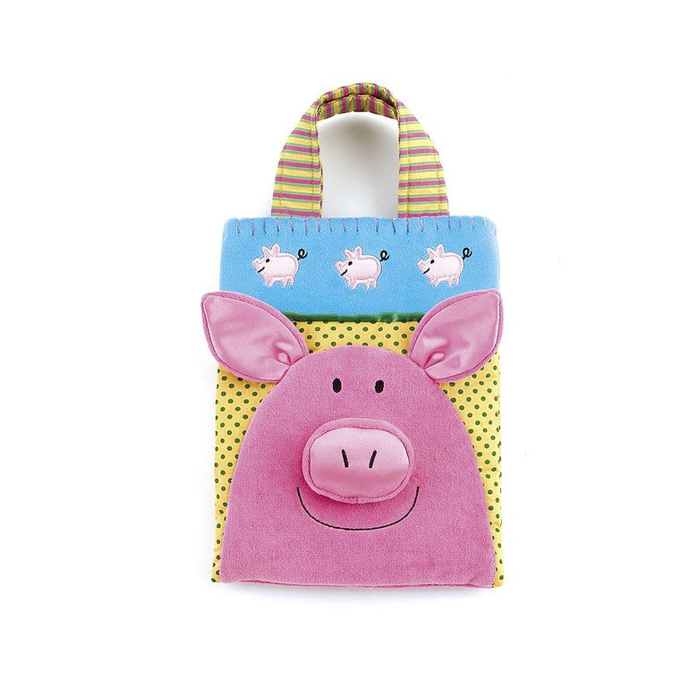 Jellycat 'Piggy Holdall'