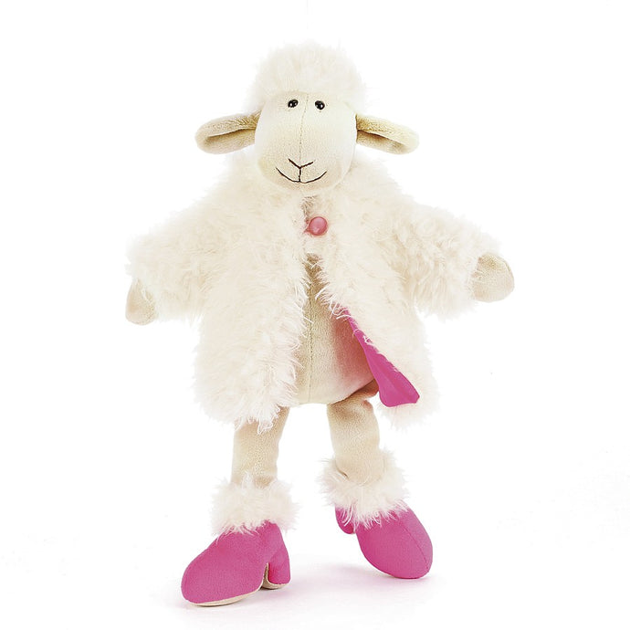 Jellycat Furcoat 'Sheep'