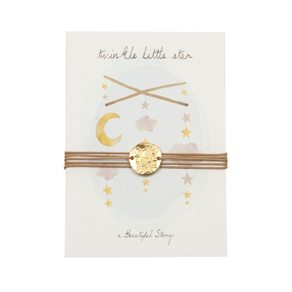A Beautiful Story Schmuck Postkarte 'Little Star'
