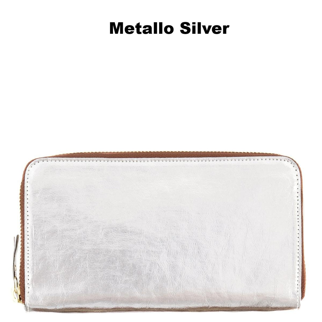 Uashmama Vita Zipped Wallet