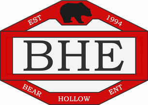 Bear Hollow Supply Logo