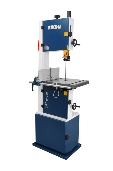 "RIKON Power Tools 10-326 14"" Deluxe Bandsaw"