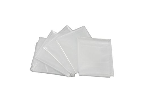 RIKON Power Tools 60-901 Plastic Dust Bag for Rikon 60-100 1 HP Dust Collector, 5-Pack
