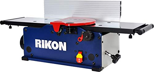"RIKON 8"" Benchtop Jointer with Helical Head 20-800H"