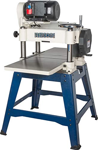 RIKON 15 In. Planer with 3 Knife Cut