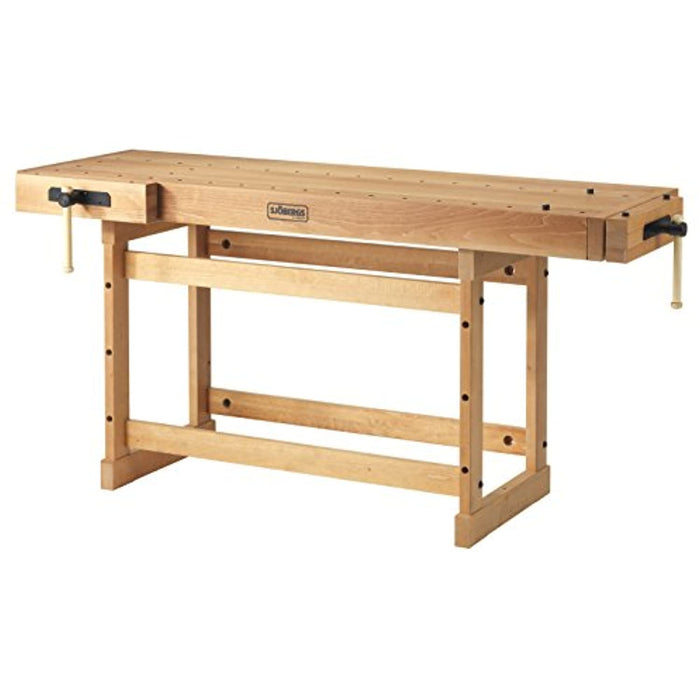 Sjöbergs Scandi Plus 1825 Work Bench & SM03 Storage Cabinet | SJO-66736K