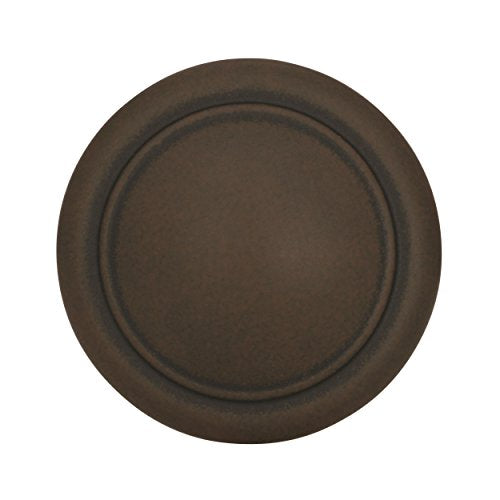 Amerock BP1387RB Reflections Knob, Roman Bronze, 1-1/4-Inch Diameter