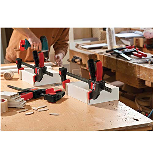 Bessey EHKL One Hand Trigger Clamp, 6""