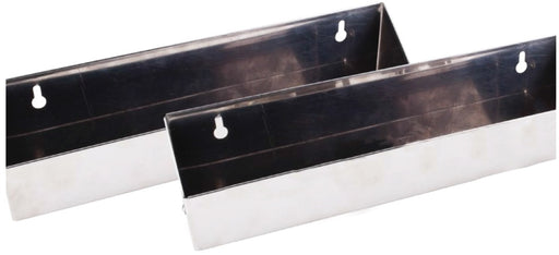 KITCHEN Tip Out Tray: Stainless Steel