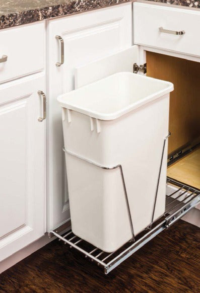 KITCHEN Waste Container - Wire Bottom Mount