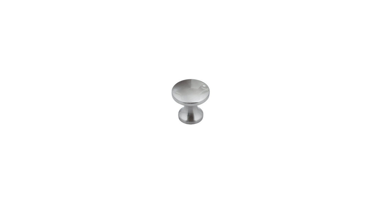 Sleek & Modern Satin Nickel Finish Door Pull/Knob or Drawer Pull/Knob Desk cupboard dresser hutch hardware K790-SN