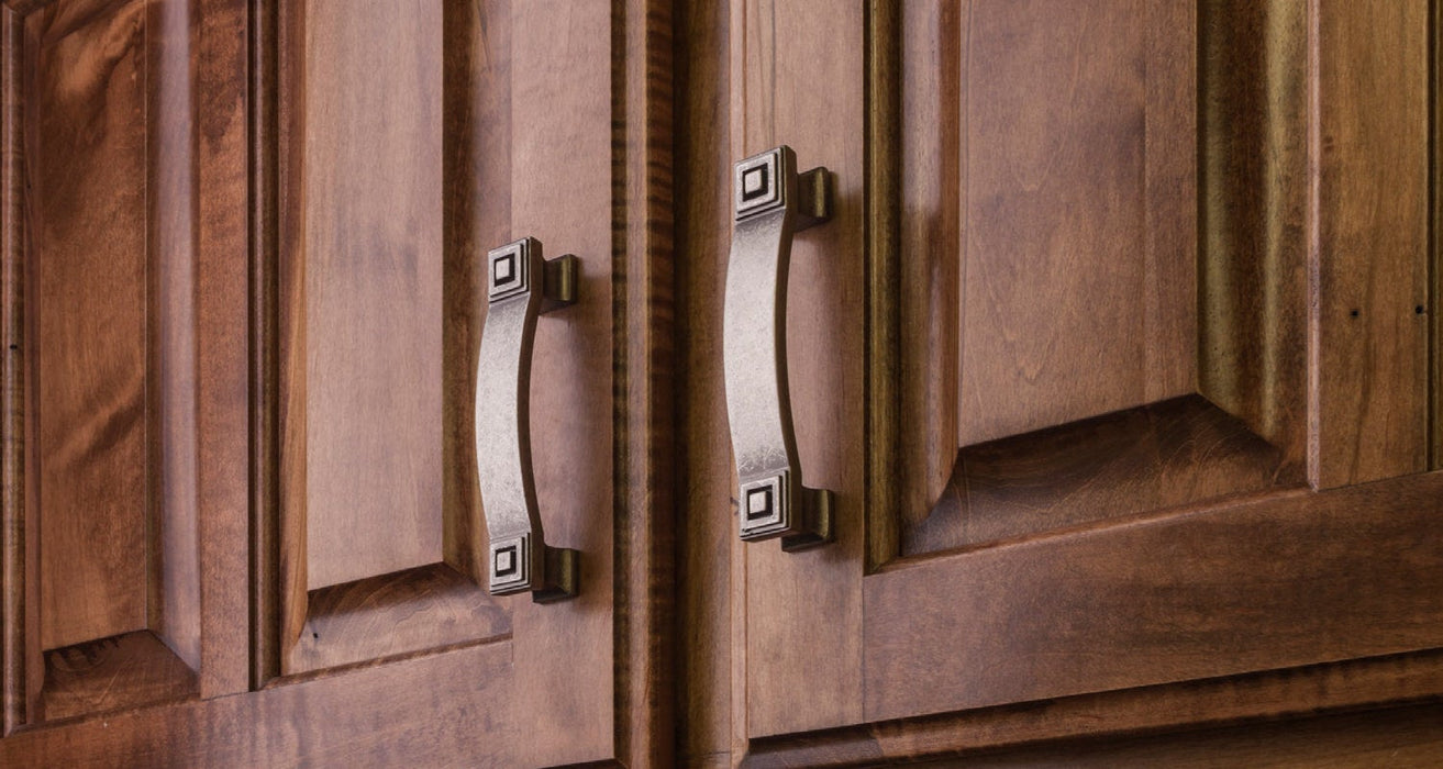 Delmar Pulls Handles and Knobs by Jeffrey Alexander