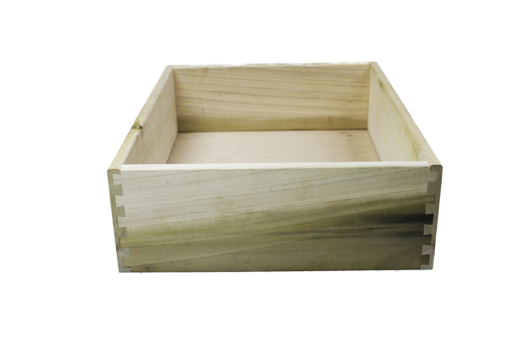 Dovetail poplar Drawer box kit
