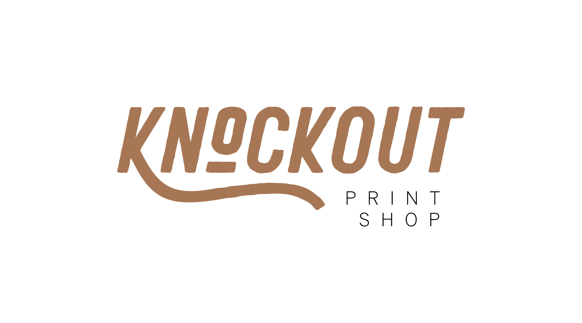 Knockout Print Shop