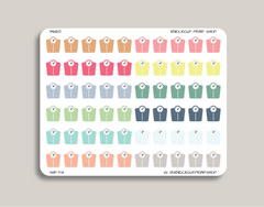 Scale Icon Planner Stickers for 2019 inkWELL Press Planners IWP-T14