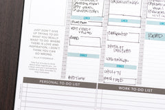 45 Pastel Breakfast, Lunch, Dinner, Meal planning 30 Min Block Stickers for Passion Planner Pro Planners PQ23