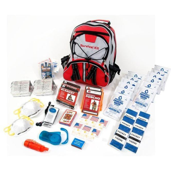 2 Person Guardian Survival Kit - Readiness Deals Inc