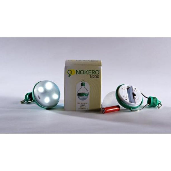 Nokero N200 Solar Light Bulb - Readiness Deals Inc