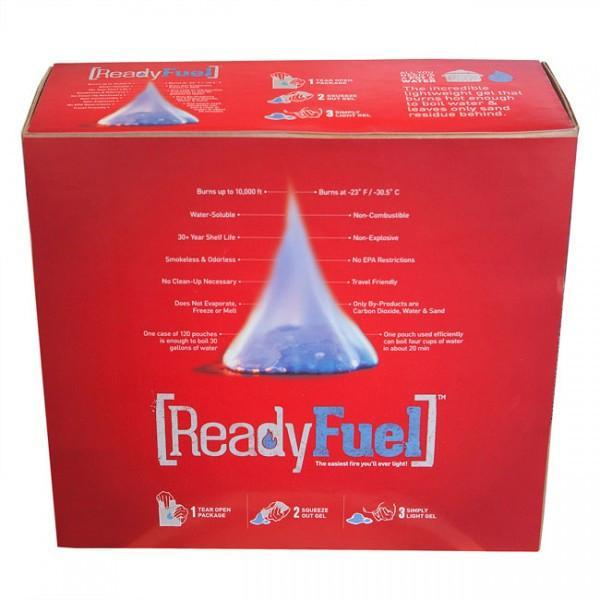 ReadyFuel-120 Pack Case - FREE SHIPPING - Readiness Deals Inc