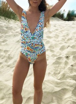 MAUI  REVERSIBLE SWIMSUIT