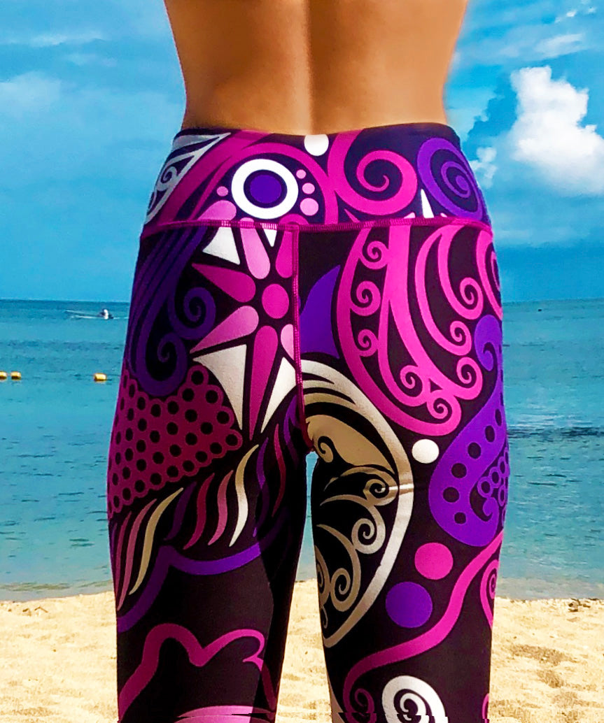 LUANA HANA LEGGINGS IN PINK