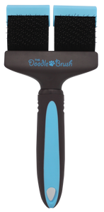 Labradoodle grooming brush