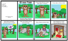 Load image into Gallery viewer, El oso Tobi