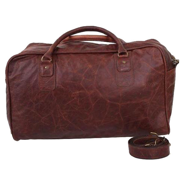 b6ab5d43830f Overnight Travel Luggage leather bag