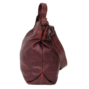 Tote sling leather hand bag
